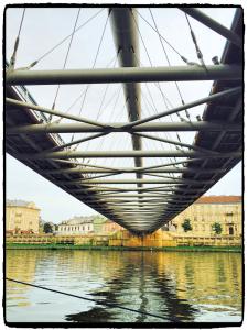 most na Wiśle Kraków
