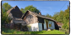 Chata - dolina sąspowska