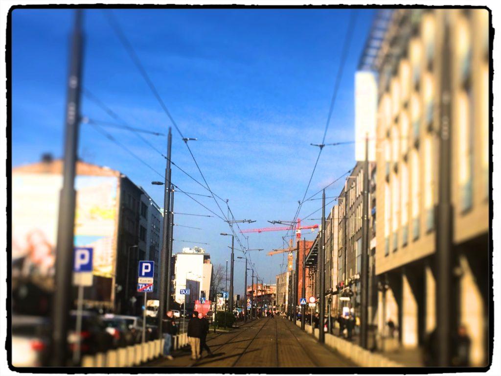 tory tramwajowe galeria